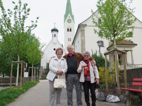 Ausflug Weiler im Allgäu für über 85jährige Bregenzer/innen April 2018