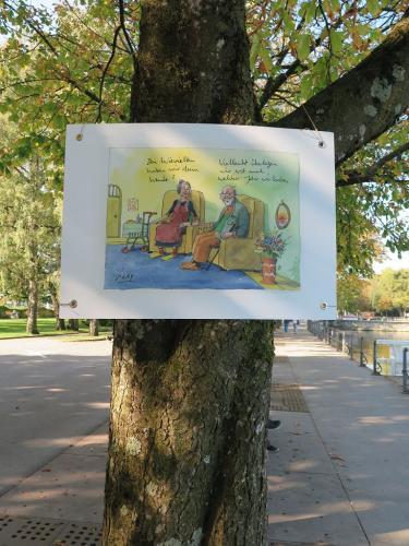 Karikaturen Demensch See (10)